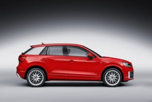 Audi Q2 2019 lateral