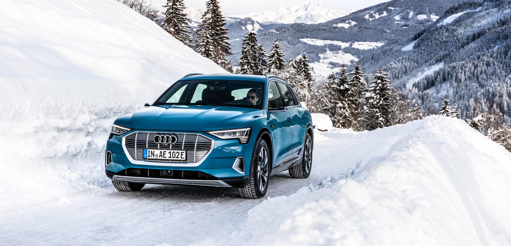 Coches eléctricos – Audi