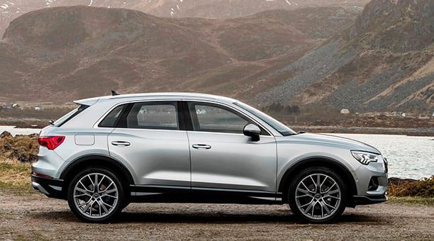 Audi Q3 - Dimensiones - M.Conde Premium